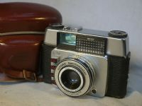'  ILFORD ' Ilford Sportsmaster Vintage Camera Cased £14.99